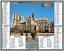 Calendrier-2021-La-Poste-Almanachs-PTT-35-References-Divers-Animaux-Paysages miniature 68