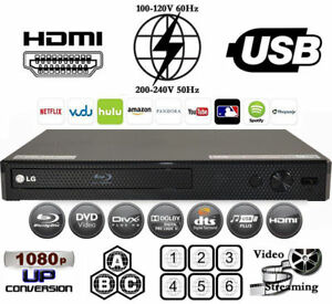 LG-BP25-Region-Free-Blu-Ray-Player-amp-DVD-for-WorldWide-Use-USB-HDMI-CODEFREE