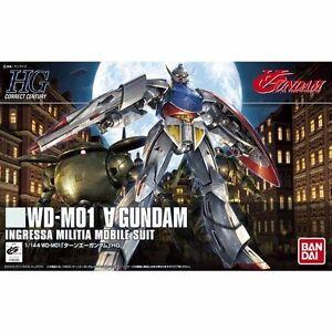 Niedrigerer Preis Mit Bandai Hgcc 1/144 Wd-m01 Turn A Gundam Kunststoff Modell Kit Von Japan Spielzeug Transformers & Roboter