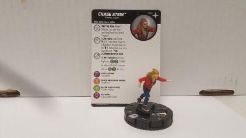 RARE Secret Wars Battleworld Heroclix # 046  Chase Stein