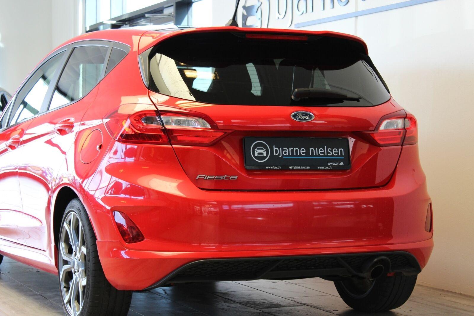Ford Fiesta 1,0 EcoBoost ST-Line - billede 3