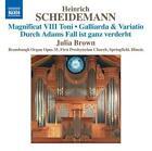 Orgelwerke Vol.6 von Julia Brown (2013)
