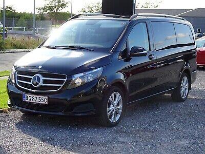 Annonce: Mercedes V220 d 2,2 aut. lang - Pris 499.000 kr.