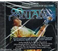 Santana: Guitar Heaven: The Greatest Guitar Classics Of All Time - CD