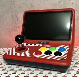 Powkiddy A12 NeoGeo Theme sticker
