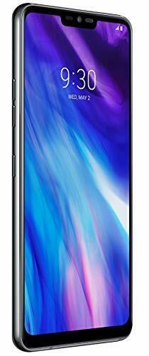 LG G7 ThinQ LMG710EM - 64GB  Platinum (Unlocked) Smartphone