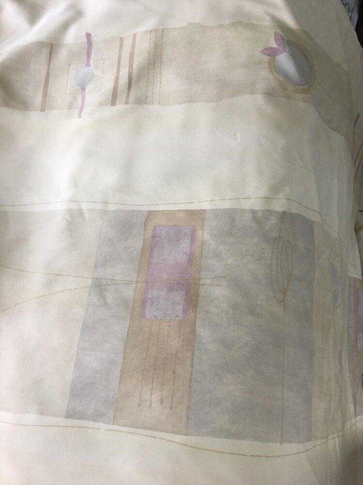 TENDE Pesanti monthomery foderate con pieghe a goccia 2 metri di larghezza 1 METRI 38