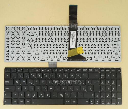 New For Asus A550Z A552E A552M A552W X750J X750L Keyboard Croatian Slovene