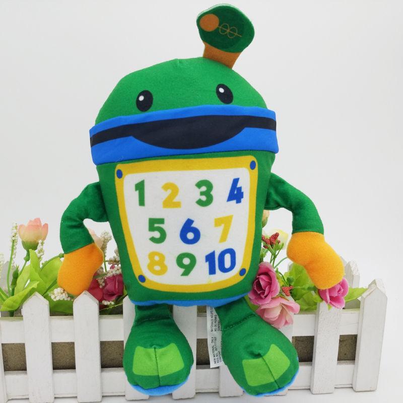 Team Umizoomi Milli and UmiPlane Character Figure Nickelodeon Fisher-Price Toy