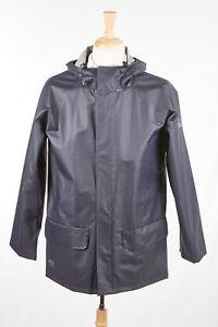 Helly Hansen Nuova Navy M Abbigliamento Etichetta Uomo Lavoro Giacca Con In Blu wqwt1gA