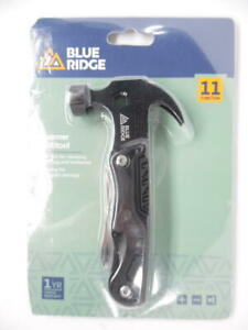 Blue Ridge Tools 11 Function Hammer Multi-Tool Multitool