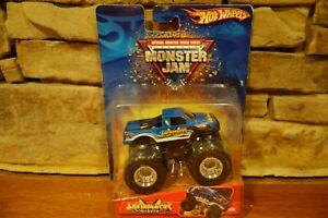 NIB-Hot-Wheels-2006-Monster-Jam-8-Annihilator-J3129-Die-Cast