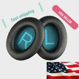 QC15,QC35 Headphone Ear Pads Replacement Cushion For Bose QC25 Quiet Comfort 25