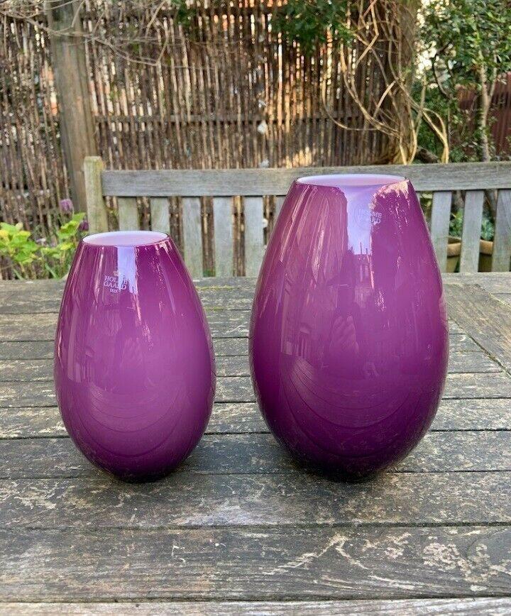 Glas, Vaser, Holmegaard 'Cocoon'