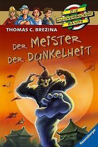 Die-Knickerbocker-Bande-Sonderband10-Der-Meister-der-Du-Buch-Zustand-gut