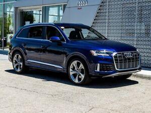 2020 Audi Q7 55 Prestige