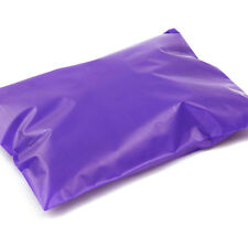 1000 10x13 Purple Poly Bags Poor Side Seams Plastic Shipping Mailers Envelopes