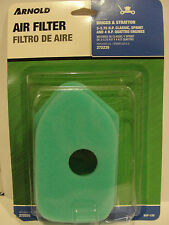 Arnold Replacement Briggs /& Stratton Air Filter for 3-3.75 HP Engines BAF-120