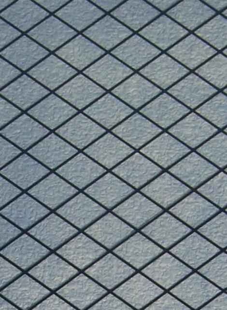 Window Pane Glazing Acetate Diamond Leaded Effect Doll House Miniature Accessory