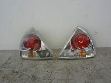 Mitsubishi Lancer Evolution 4 96-98 Tail Lights After Market EVO 4 Tail Lights