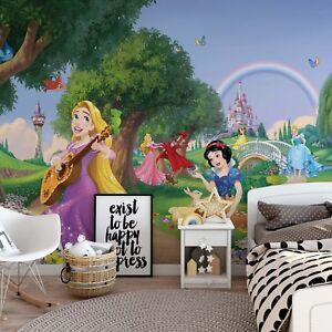144x100inch-Papier-Peint-Photo-Mural-Disney-Princesse-Neige-Blanc-Raiponce