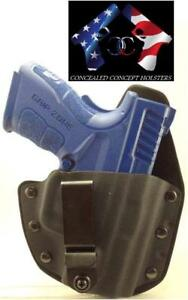 IWB-KYDEX-HOLSTER-ONE-CLIP-FOR-GLOCK-SMITH-amp-WESSON-SIG-CZ-Concealed-Concept
