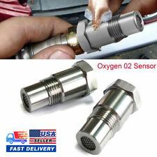 Car Oxygen O2 02sensor Spacer Cel Fix Check Engine Light Eliminator Adapter A Fits 2002 Mitsubishi Eclipse