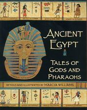 Ancient Egypt: Tales of Gods and Pharaohs by Marcia Williams (2013, Picture...