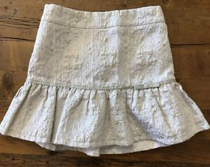 Flight Tracker Baby Gap Little Girls Size 4 Toddler 4t Ivory And Gold Brocade Skirt Holiday Baby & Toddler Clothing