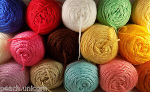 Aran-Yarn-Caron-Simply-Soft-Knitting-Crochet-Wool-No-Dye-Lot-Yarn-60-Colours