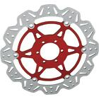 EBC - VR2127RED - Vee-Rotor, Red