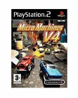 Micro Machine V4 (Sony PlayStation 2, 2006) - European Version
