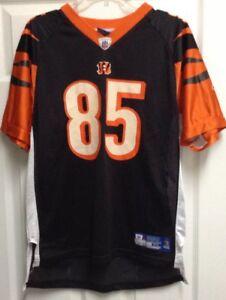 Image is loading Cincinnati-Bengals-CHAD-JOHNSON-Reebok-NFL-Equipment-On- 82f256f90db5