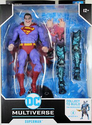 McFarlane DC Multiverse Superman Infected Wave 2 Action Figure