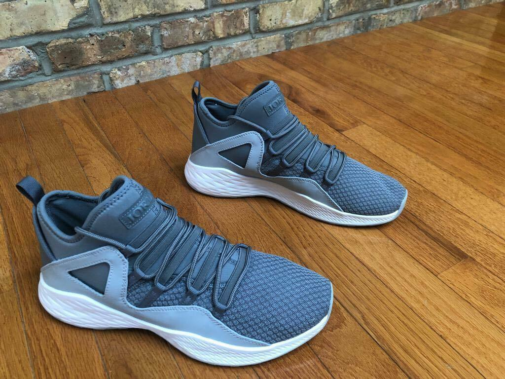 Mens Jordan Formula 23 881465-003 Cool Grey Cool Grey NEW Size 10