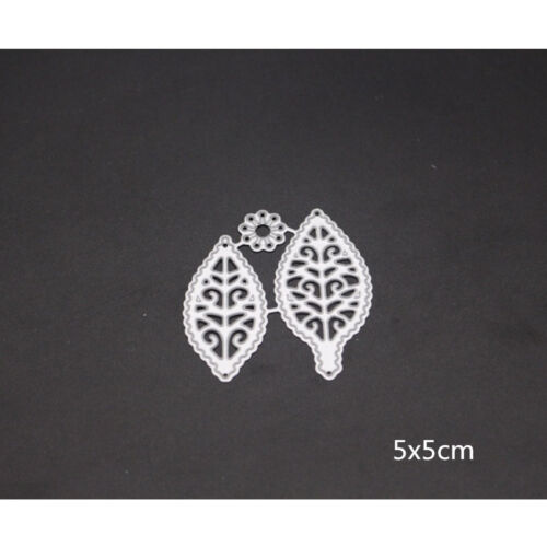 Different style flowers Metal Cutting Dies Scrapbook Embossing Paper Card Craft