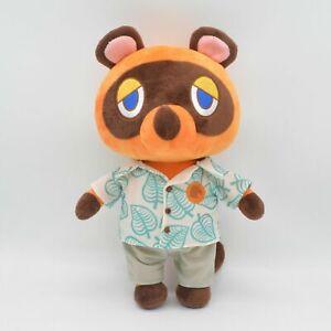 2PCS Animal Crossing New Horizons Timmy Tommy Plush Toy Figure Doll Kid Gift Set