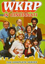 WKRP in Cincinnati - The Complete Series Seasons 1-4 on DVD - Season 1 2 3 & 4