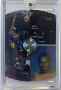 1998-98-Kobe-Bryant-Upper-Deck-SPX-21-Rare-Purple-Foil-SP-Holoview-Insert