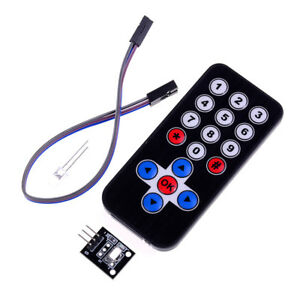 Smart-electronics-infrared-ir-wireless-remote-control-module-kits-for-arduinoX-L