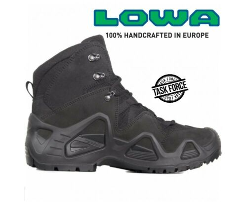 LOWA ZEPHYR GTX MID TF Professional Terrain Hiking Military Boots 310537-9999
