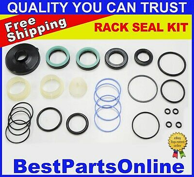 Power Steering Rack and Pinion Seal Kit for BMW 3 Series Power Steering Seals
