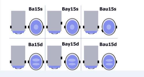 12V 5W BAU15S G18 GLÜHBIRNE GLÜHLAMPE AUTOBIRNEN MOTORRAD BLINKER BLINKLAMPE