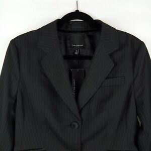 The-Limited-Luxe-Blazer-Women-Size-12-Black-168