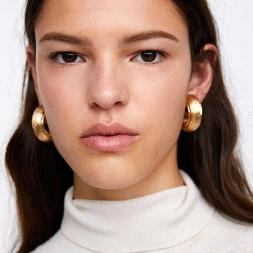 Fashion Exquisite Metal Clip Boucles D/'oreilles Bijoux pour Femmes