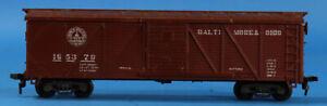 Varney-HO-Gauge-Baltimore-amp-Ohio-165379-Boxcar-Box-Car-VYC08U