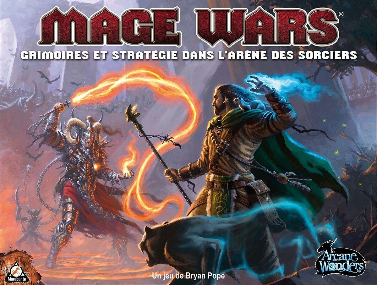 Jeu de société Mage Wars - Neuf, emballé - Arcane Wonders