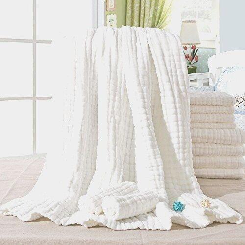 Sofa Thermal Luxury Feel  Throw 100/% Organic Cotton 280 cm *200 cm RRP £65