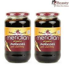 Meridian Organic Molasses Pure Blackstrap - 2 x 740g Twin Pack