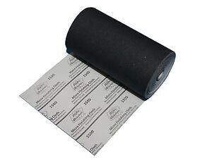 Micro-Cloth-1500-12000-Leinen-Meterware-alpha-abrasives-sheets-CHOOSE-TYPE